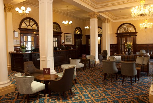 Imperial Hotel Blackpool Lobby