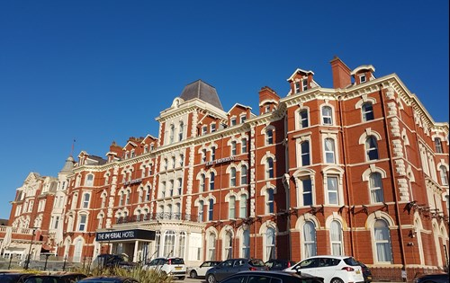 Imperial Hotel Blackpool Exterior